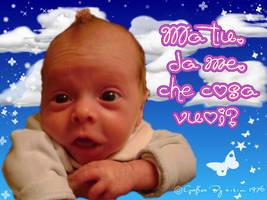 Faccina furbetta Christian by lamu1976