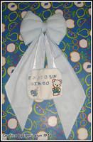 Fiocco nascita di Christian by lamu1976