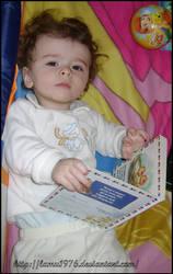 Christian che legge by lamu1976