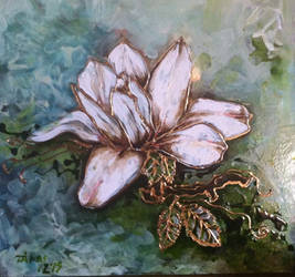 magnolia by lovelycristina