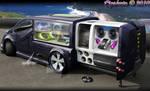 Nissan NV200-Music Edition