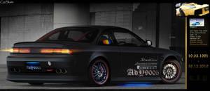 Nissan Silva S14- AdY9005-T