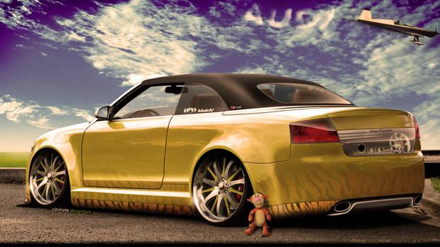 Audi RS4 Tiger