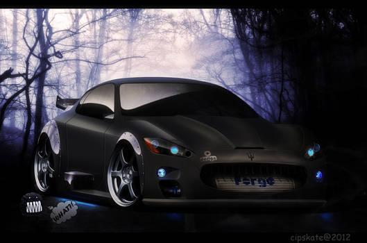 Maserati BlackMate