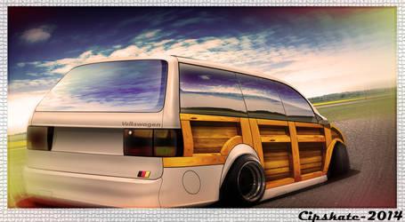 VW Passat B4 GL