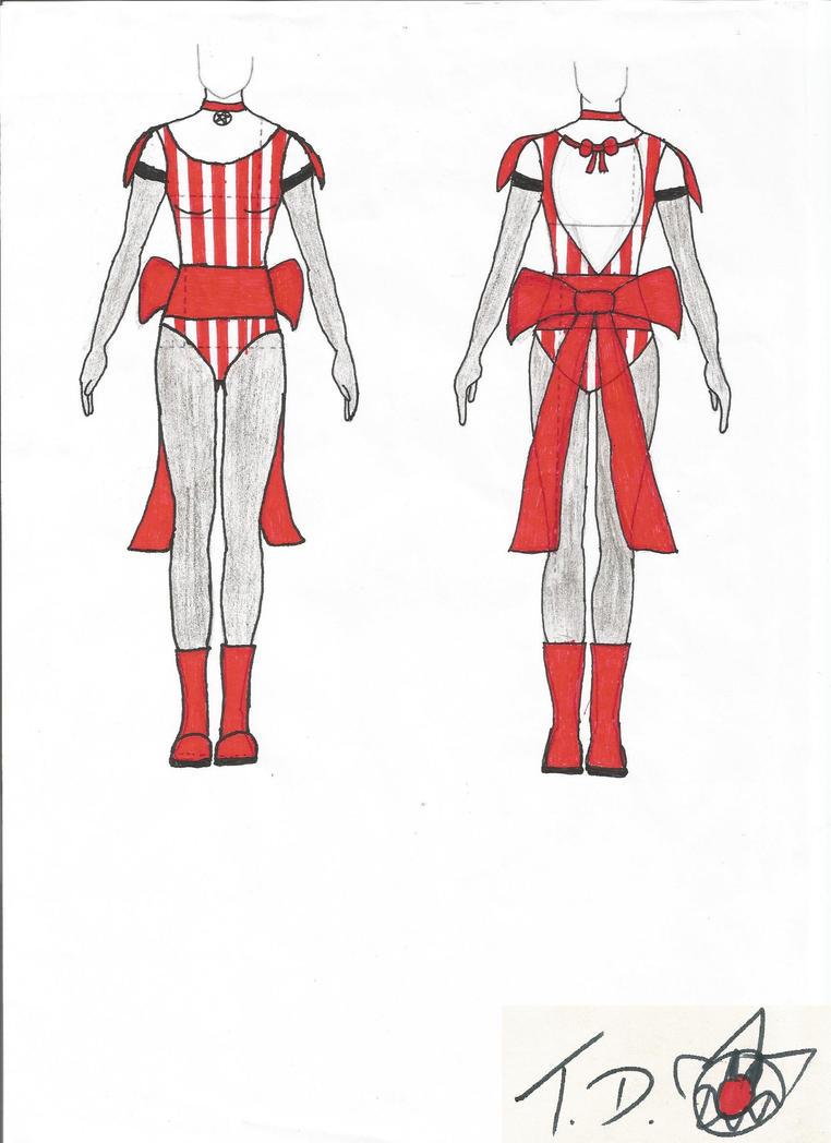 Costume design - RingMaster Alt by ShojoShonenOtaku