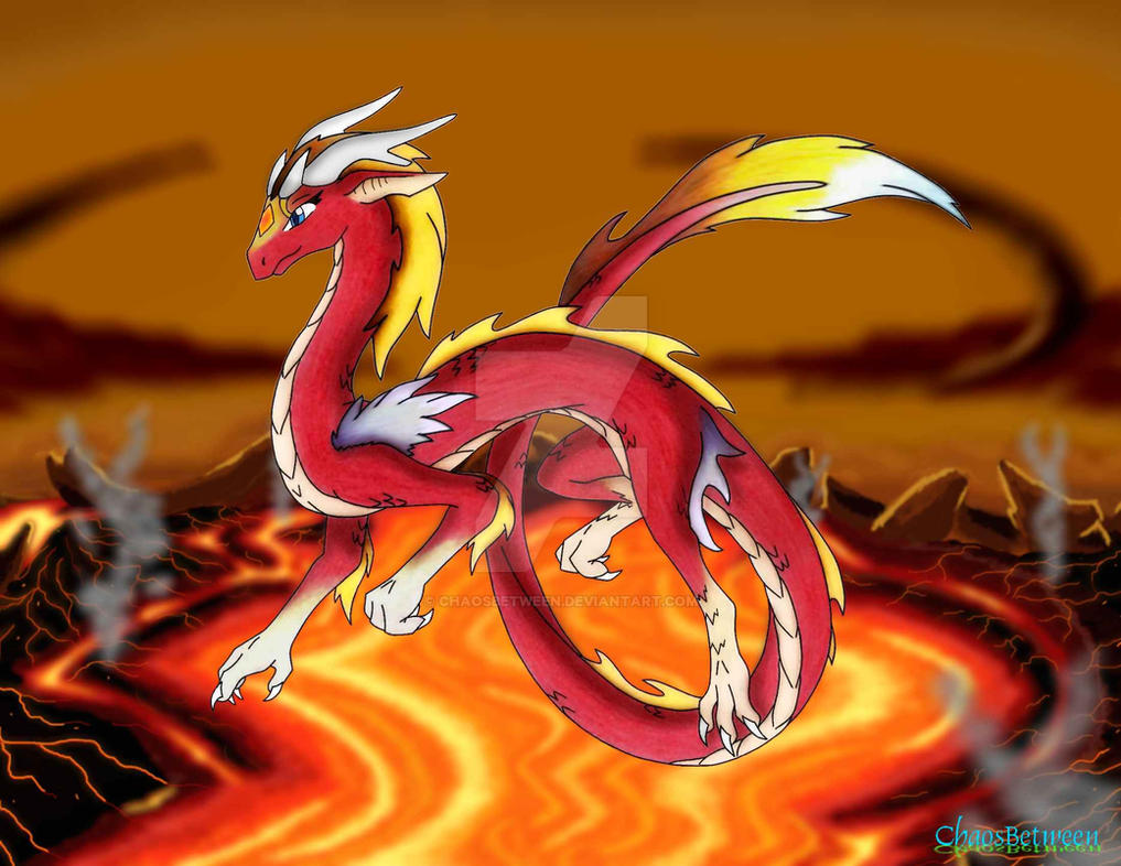Real Fire Dragon: True Soul: Dragon Of Fire By ChaosBetween On DeviantArt