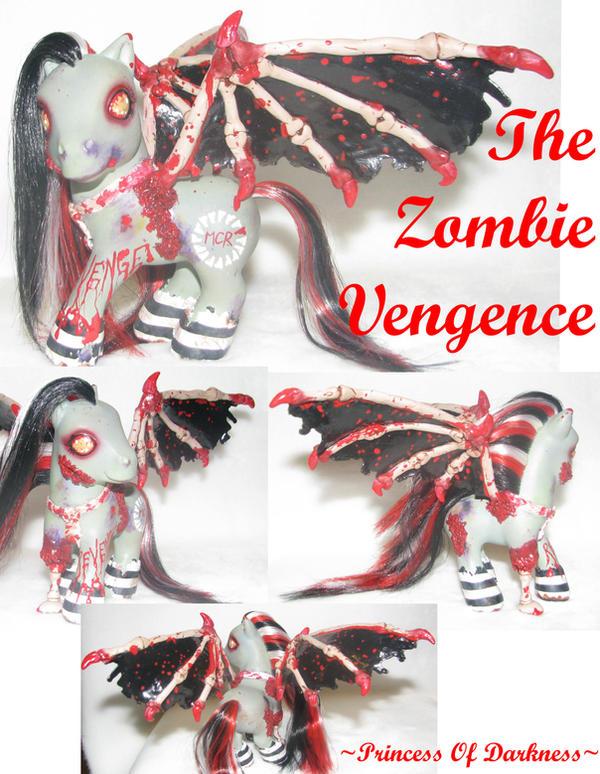 The ZombieVengence by DeepDarkCreations