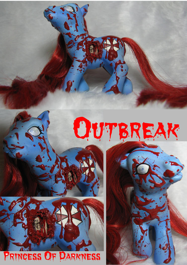 Outbreak by DeepDarkCreations