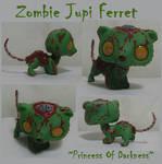 Zombie Jupi Ferret