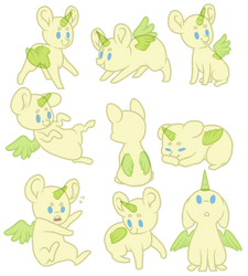 Chibi pack base by Trickate