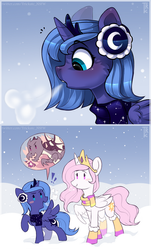 Winter fun by Trickate