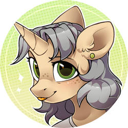 Icon for Russian mlp ZINE by Trickate