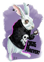 White Rock Rabbit