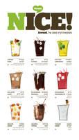 Loveat's 2010 Summer beverages