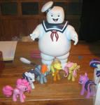 Stay Puff Marshmallow Pony?