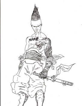 Naibu Diary of a Samurai