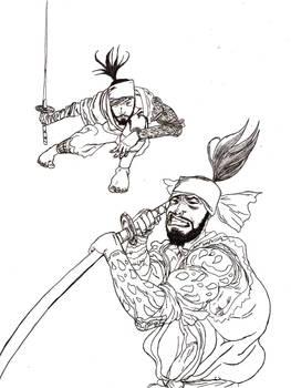 Diary Of a Samurai Hadomuka