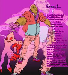 Ernest...
