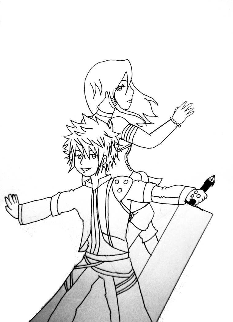 Request By Olightsword Jin And Bana By BrittBailey On