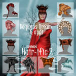 Hair-ific Fantasies 2 by Dolphins-Dream