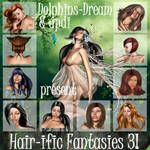 Hair-ific Fantasies 3 by Dolphins-Dream