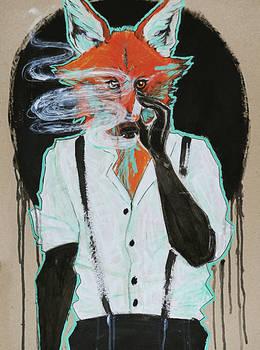Anthropomorphism: Maned wolf