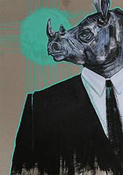 Anthropomorphism: Rhino
