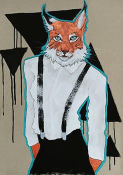Anthropomorphism: Lynx