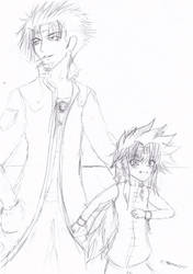 Kenren and goku