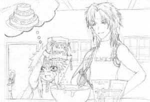 Baking for Konzen