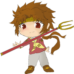 Yukimura goku costume