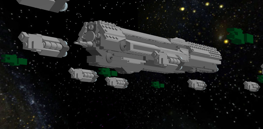 Unsc Infinity for Pinterest
