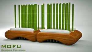 MOFU Furniture Design concept