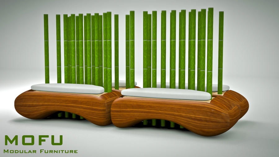 Superbe MOFU Furniture Design Concept By X  Cherubeam  X ...