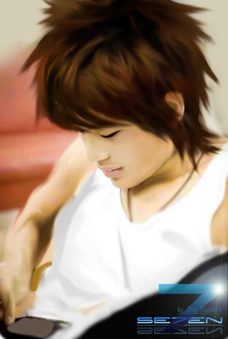 My Korean Idol Se7en by x--Cherubeam--x