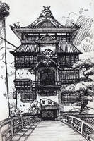 Bathhouse by Shimmeri