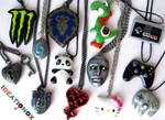 Assortment of Necklaces :)