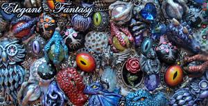 Elegant and Fantasy Necklaces