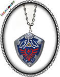 Hylian Shield Necklace