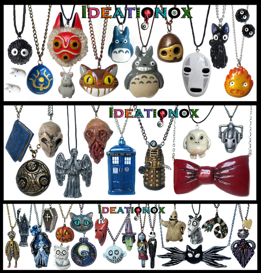 Which Is Your Favorite Special Collection? by Ideationox