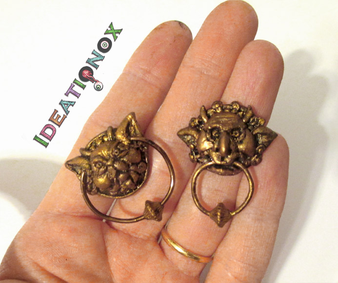 Labyrinth Knockers by Ideationox ... & Itu0027s very rude to stare! Labyrinth Knockers by Ideationox on DeviantArt