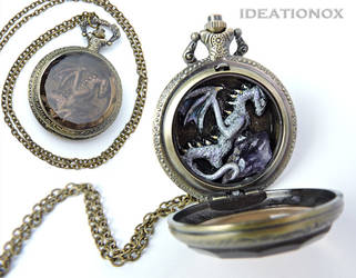 Pocket Dragon by Ideationox
