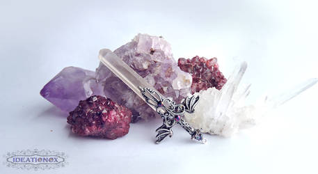 The Sword and the crystal Stones