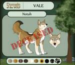 DotW: Notah Application DECEASED