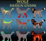 WoLF Design Guide by lilwyverngirl