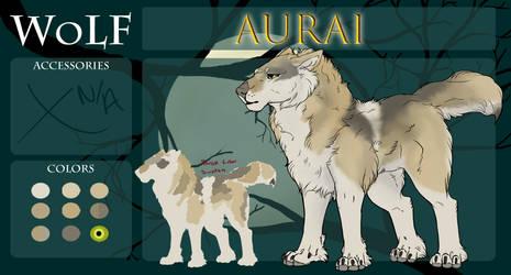 Aurai WoLF App by lilwyverngirl