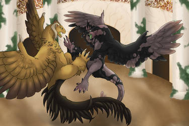 .:CoL:Aerial Battle:.