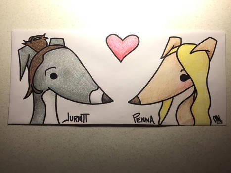Jurmit and Penna