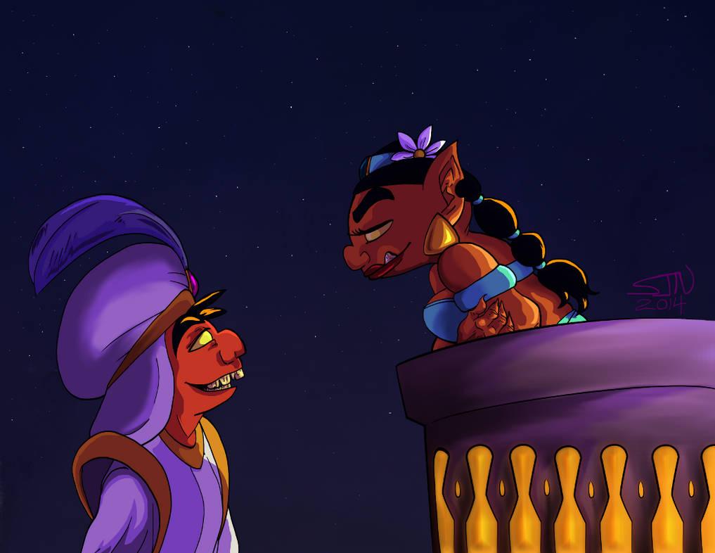 Disney's Gobladdin